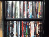 DVDs for sale !! All in excellent condition with cases.
