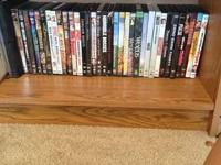 I have a few DVDs that I need gone. I am moving by