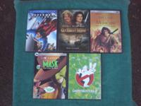 DVDs are in outstanding condition in factory boxes with