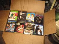 DVDS MOVIES  2 BUCKS AND UP We have lots of antique,