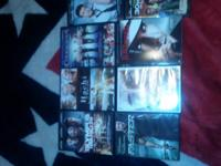 Adult only owned DVDs  Friends with benefits (Justin