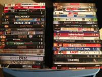 I have 450 DVD s for sell or trade  make me an Offer
