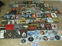 Selling my huge movie collection it has over 100 movies