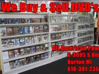 DVDs & Blu Ray, Video clip Games - $2.00 and Up