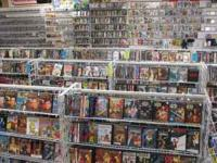 Doc's Video Games and DVDs! We carry THOUSANDS of DVDs
