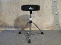 "The DW Drums 5100 Standard-Height Throne has a 13"" top"
