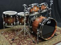 For sale amazing drum kit Limited Edition 40th