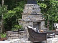 DO-IT-YOURSELF OUTDOOR FIREPLACE KIT DO IT YOURSELF AND