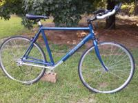 Dynamic shaft drive bike. Near ideal condition other