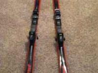 I am selling a pair of dynastar skis for 50 bucks. I