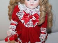 "Dynasty Doll Collection - plays MUSIC - ""Happy Birthday"