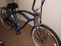 one of a kind dyno beach cruiser new tires springer