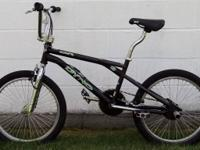"A 2000 Dyno Compe BMX Freestyle Bike. 20"" tires."