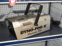 I have in very good condition a Dyno-Fog II fog