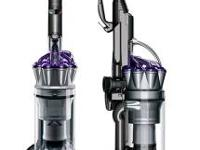 It's an awesome vacuum with an amazing suction power,