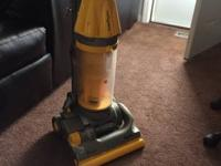 I am selling my beloved dyson dc07. I was just recently