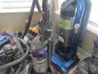 Great working and very clean Dyson vacuum. Has all the