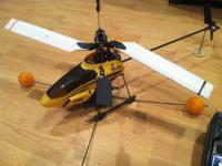 E-flight Blade CP remote control helicopter Performs