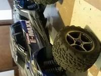 I have the newest generation traxxas E-maxx with the