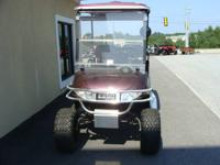 KAWASAKI RVX E-Z-GO GOLF CART  *GAS POWERED *LIKE NEW -