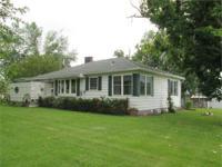 3BR/1.5 BA farmhouse w/5 acres, several outhouses.