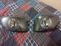Have a pair of fog lights for sale for a BMW e92 coupe