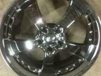 for sale 4 eagle alloy 22 inch rims ford 5 lug bolt