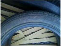 I have 3 Goodyear Eagle F1's for sale. 245/45/R18 is
