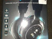 Have a fresh Ear Force Px4 Dolby Digital gaming headset