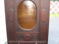 This hutch is could be a stunning statement piece. Any