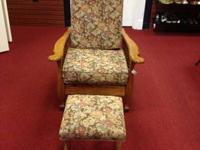 Early 1900s Larkin Morris Chair in exceptional