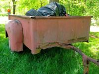 be good to restore a truck or rat rod. OBO need grocery