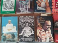 A collection of 30 books from the period of Adi Da's