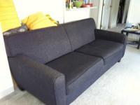 Novara Slate Gray Or Dove Gray Leather Reclining Sofa