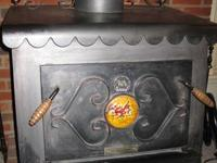 We have a Old Earth Burning Cast Iron Wood stove for