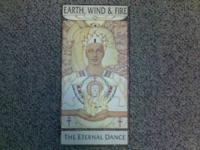 Earth Wind And Fire 3 CD box set--The Eternal Dance NO