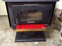 "Earth wood stove for sale.  20"" long 24"" wide 28"" tall"