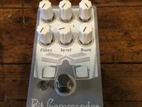 I wish to trade my Earthquaker Devices Bit Commander.