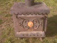 Earth Stove Wood Stove $200  Location: Ottawa