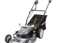 The Earthwise 20 in corded electric lawn mower requires
