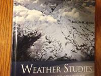 Weather Studies by Joseph M. Moran for EASC 102 DE -