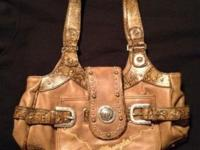 Western Purse made by Wranglertan with blingpaid