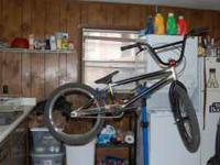 I have an 09 Eastern Dragon 3 bmx bike that I need to