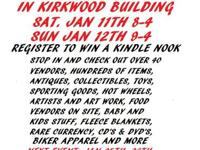 COME ON DOWN TO THE EASTERN IOWA INDOOR FLEA MARKET SAT