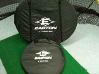 """Easton"" Baseball"" 7Ft. x 7Ft. And 5Ft. X 5Ft. Pop Up"