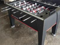 Easton foosball table for sale. About 5 years old but