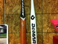 "Easton Synergy SRV2 - 34"" long 26oz. DeMarini Bruiser -"
