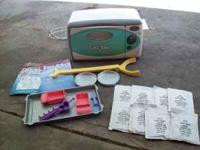 Complete Easy Bake oven set for sale. Includes