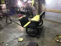 Easy-Entry Pony Cart!!!!!!!!!! heavy duty, very nice
