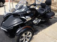 All New 2015 Can-Am Spyder F3 Starting at Only $19499